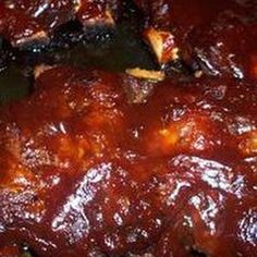 Pressure Cooker Kiss the Cook Baby Back Ribs Recipe | Key Ingredient.Made tonight.good