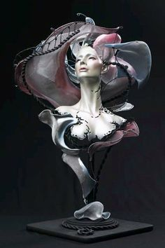 Daniela Scarel: Akihito Shiniseya * Special effects Make-up and Fine art Studio *and sculptures