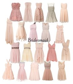 """""""Bridesmaid Dresses"""" by srose38 ❤ liked on Polyvore featuring Rare Opulence, Untold, Alice + Olivia, Soaked in Luxury, Elise Ryan, Little Mistress, French Connection, RED Valentino, Rare London and AX Paris"""