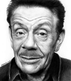 My #drawing of Jerry Stiller