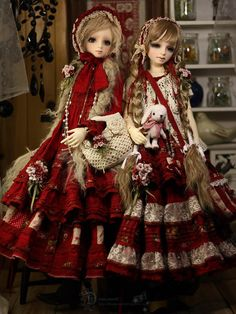 I have sixteen..and I want dolls