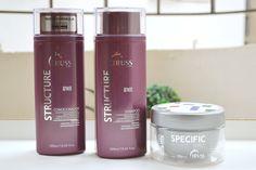 Vídeo Resenha Truss Hair | Por Fê Gonçalves: vídeo resenha para contar o que acheo do Shampoo e Condicionador Structure e a Máscara para Tratamento Intensivo Specific Mask da Truss Hair.