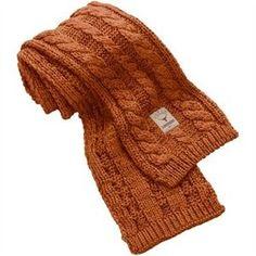 Longhorns scarf