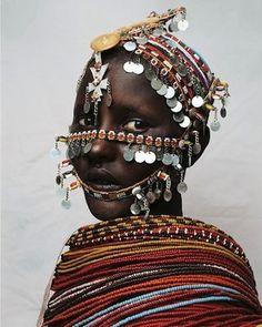 Bijoux traditionnels d'Afrique