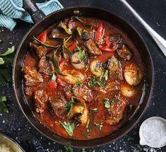 Köttgryta med grillad paprika - Icakuriren