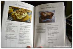 Creating an Heirloom - capture all of your favourite family recipes in your own cookbook.  DIY cookbook.