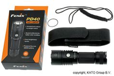 Fenix PD40 LED-zaklamp   Voordelig kopen bij knivesandtools.nl