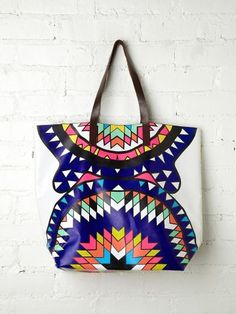 Free People Mara Hoffman Astrid Tote  - I really like this.