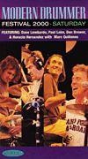 Modern Drummer Festival 2000 - Saturday - VHS Video