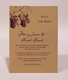 Wine\/Grape Theme - Cabernet - can be RD invite