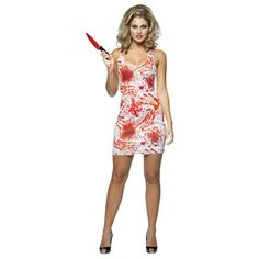 Bloody Tank Dress now featured on Fab.