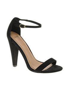 ASOS HOLLYWOOD Heeled Sandals