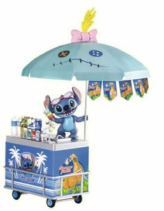 Disney Lilo & Stitch - Stitch Collection: Stitch - Ice Cream (Deluxe) [33188] by Dragon. $30.99. Disney's Stitch is well adored for its resemblence of a mutant koala, short tempered and mischievous behavior who is adopted as a puppy dog by his dear friend Lola.  Dragon's latest Disney licensed product of Stitch is designed by mimo's creative team which work closely with Disney measuring up to their sizes, appearances and standards.  The deluxe stitch set comes with an old f...