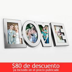 Danta portaretratos LOVE - No. de item: 517634