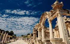 Private Ephesus, Terrace Houses and Artemis Temple Tour from Kusadasi, combines the most significant sites of this corner of Turkey with history, culture.