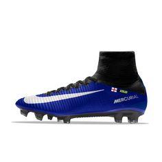 promo code 23639 449b4 Мужские футбольные бутсы для игры на твердом грунте Nike Mercurial Superfly  V FG iD