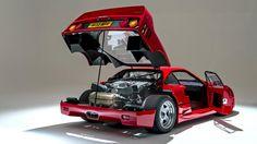 Fully restored Ferrari F40