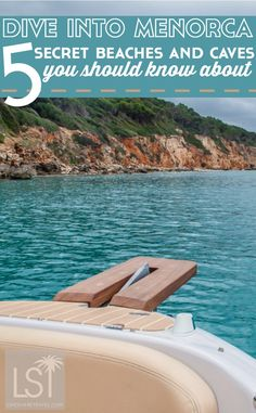 Not only are Menorca beaches beautiful, when you compare them to other popular… Beach Fun, Beach Trip, Beach Travel, Menorca Beaches, Holiday Places, Seaside Resort, Beaches In The World, Destin Beach, Travel Abroad