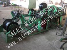 barbed wire machine http://www.alexwiremesh.com/barbed-wire-machine.html  ALEX WIRE MESH CO., LIMITED Alex Zhu (Manager) Skype: alex150288 Wechat: 68090199 QQ: 68090199 Phone: +86-150-2881-7323 Whatsapp: +86-150-2881-7323 Email: manager@alexwiremesh.com Website: http://www.alexwiremesh.com Facebook: https://www.facebook.com/AlexWireMeshCoLtd
