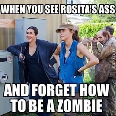 Do you think Rosita will die this season? #thewalkingdead