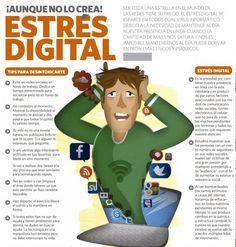 Este tipo de problema es denominado como estrés digital, el cual provoca que la persona sienta la necesidad de estar siempre conectado.
