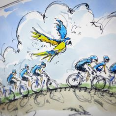 "Giro d´Italia ""Fly high"" Stage 16. Michele Scarponi credit The Veloist"