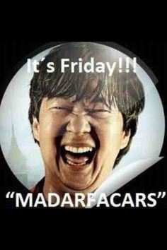 TGIF MADARFACARS Friday Quotes Humor, Funny Quotes, Film Quotes, Dog Smile, Friday Funny Pictures, Funny Pics, Friday Pics, Friday Yay, Tgif Pictures