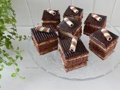 Chocoladegebakjes!!!Superlekker!