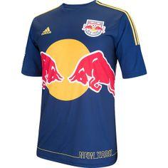 832d6326272 New York Red Bulls 2014 Secondary Soccer Jersey  MLS  Soccer  Jerseys   MajorLeagueSoccer