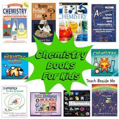 Chemistry Books for Kids