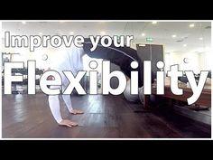 Alternative Capoeira Conditioning (flexibility) - YouTube