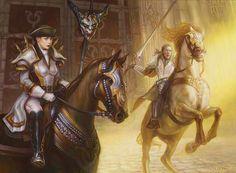 Volkan Baga - Riders of Gavony
