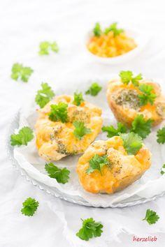 Ofentkartoffell mit Broccoli - Rezept
