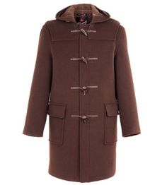 A classic and I just got to get one for myself - Gloverall 512 Original Duffle Duffle Coat, Timeless Fashion, Raincoat, The Originals, My Style, Classic, Jackets, Shopping, Design
