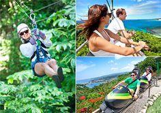 Falmouth Trelawny, Jamaica | Mystic Mountain Adventure
