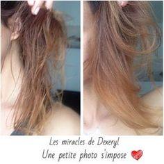 Mes Articles Du Jour: Dexeryl un miracle pour les cheveux
