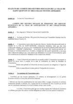 GAYRAUD DOMINIQUE STATUTS COS SAINT QUENTIN 02