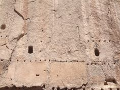 Climbing into Cliff Dwellings. Explore Bandelier National Monument as a Natural Playground