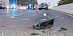 Grave adolescente que chocó su bicicleta contra vehículo...