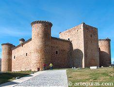 Castillo de Valdecorneja de El Barco de Ávila