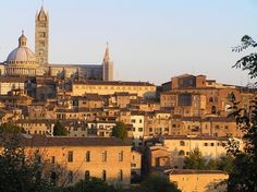 The city of #Siena is the capital of the province of Siena in #Tuscany. Its historic centre has been declared by UNESCO a World Heritage Site. This #Tuscan city is known for its cuisine, museums, art, medieval cityscape  and Il Palio, a horse race held   at the Piazza del Campo.