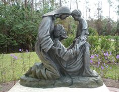 Worth Revisiting: Stunning Holy Family Sculptures