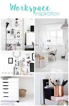 Office Organization Interior Inspiration: My new workplace Workspace Inspiration, Interior Inspiration, Office Deco, Student Home, Room Goals, Office Interiors, New Room, Room Decor, Interior Design