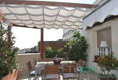 www.tecniamadera.es Diseño, fabricación e instalación de Porches, Verandas, Pérgolas y Cenadores.  Cádiz - Málaga - Sevilla - Huelva Espacios para vivir y disfrutar