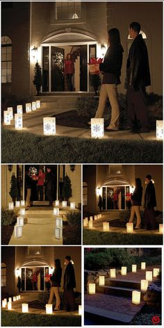 Need a reason to host an outdoor party this top pin has 5 ideas shop target for luminaria lights you will love at great low prices free shipping on mozeypictures Choice Image