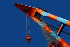 Boom of 900 tons floating crane SAMSON | Flickr: partage de photos!