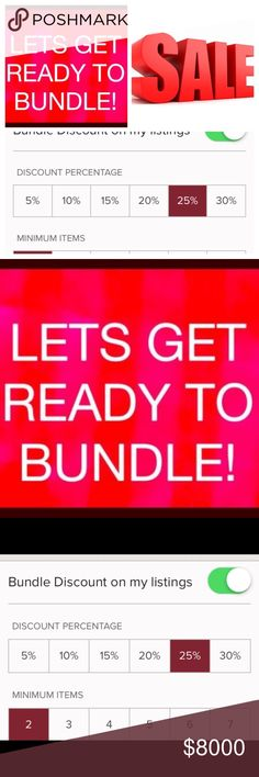 🎉🎉🎉my birthday week celebration sale 🎉🎉🎉 🎉🎉🎉🎉🎉🎉🎉🎉🎉🎉🎉🎉🎉🎉🎉🎉my birthday week celebration starting today I am starting the celebrating early feb 4 is my birthday but I want to celebrate all week long so let's have a great sale ❤️🎉🎉🎉🎉🎉🎉🎉🎉🎉🎉👌🎉🎉🎉🎉🎉🎉🎉👌🎉bundle 2 items for 25 percent off till feb 5 🎉🎉🎉🎉🎉🎉new shippment coming in Accessories