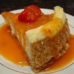 Light and Airy Cheesecake Recipe