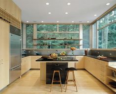 modern light blond kitchen 10 blonde wood kitchens for inspiration