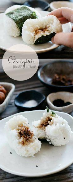Onigiri- Japanese Rice Balls | Chopstick Chronicles